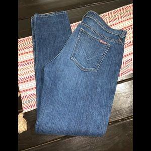 Hudson skinny jeans Sz 31
